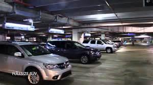 Alamo Car Rental Los Angeles Lax Garagem Da Alamo No Aeroporto De Miami