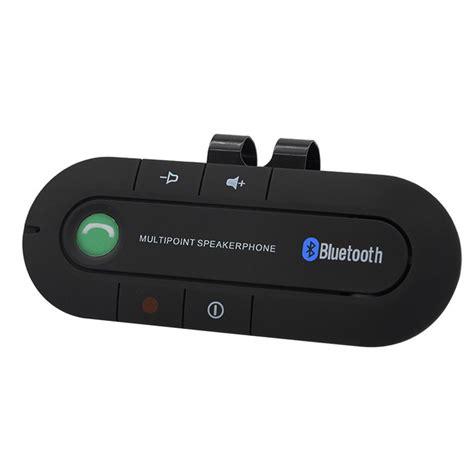 Edup Bluetooth V4 0 Vehicle Speakerphone With Talking Funtion B3506 car dual phones bluetooth v4 1 edr speakerphone black free shipping dealextreme