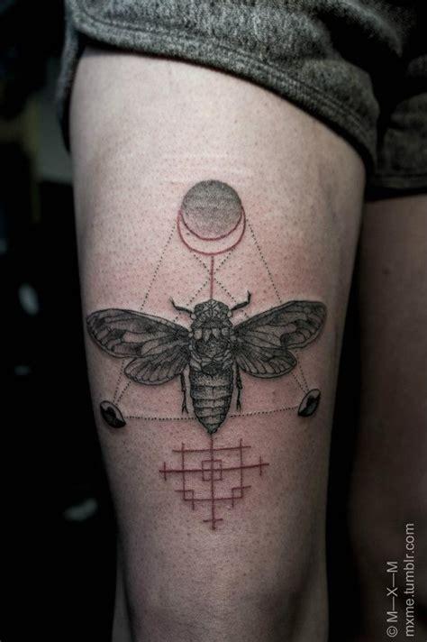 cicada tattoo meaning mxm maxime buchi satanic tattoos