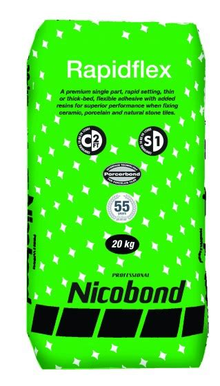 Nicobond Rapidflex Grey