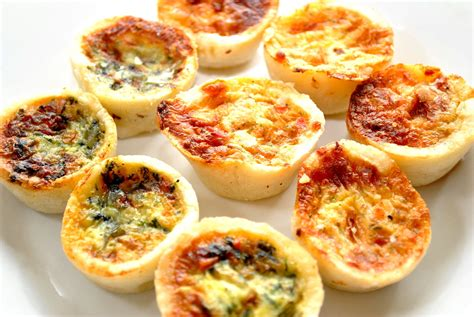Mini Quiches Stay At Home Mum