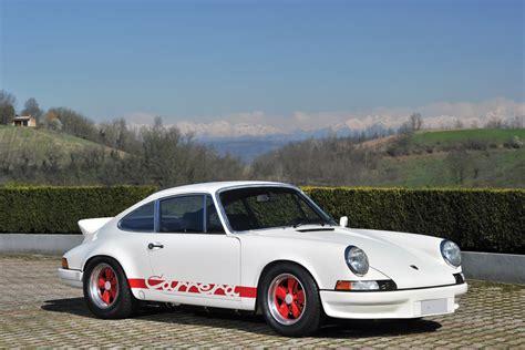 Porsche Carrera Rs by 1973 Porsche 911 Carrera Rs 2 7 Lightweight Porsche
