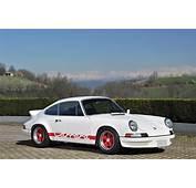 1973 Porsche 911 Carrera RS 27 Lightweight  Supercarsnet
