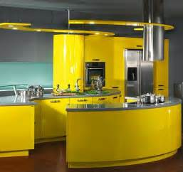 Yellow Kitchen Cabinet Cabinets For Kitchen Yellow Kitchen Cabinets Design