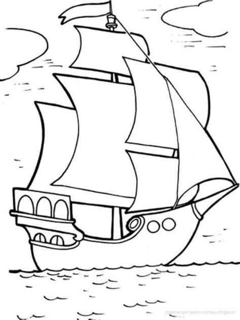 los barcos de cristobal colon para colorear resultado de imagen para barco de cristobal colon para