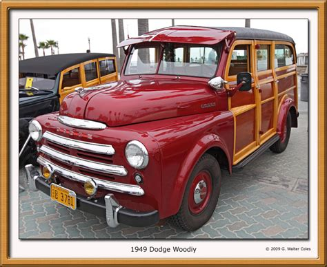 Woody S Dodge Jeep Chrysler Dodge 1949 Woody Suv Jpg Photo Walter Coles Photos At