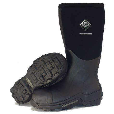 steel toe muck boots muck boots arctic sport insulated steel toe work boots