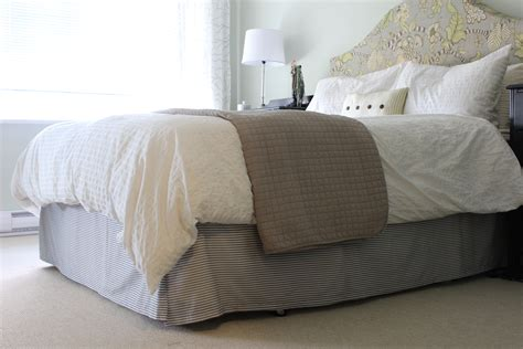 ikea bed skirt ikea hack fabrictherapy