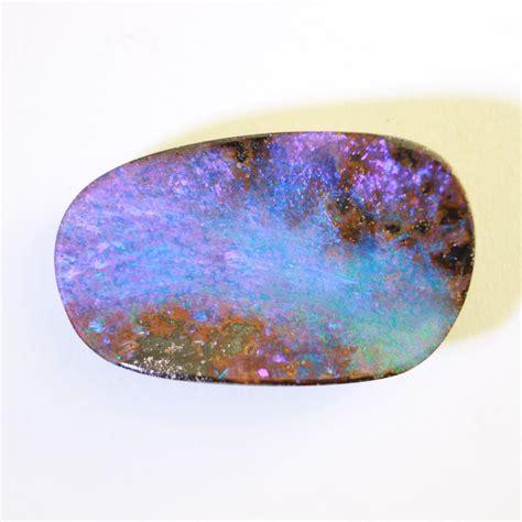 blue green opal blue green purple solid boulder opal macs opals