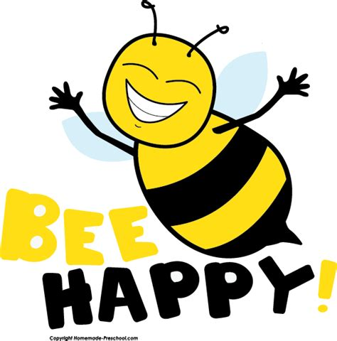 bee clipart free bee clipart