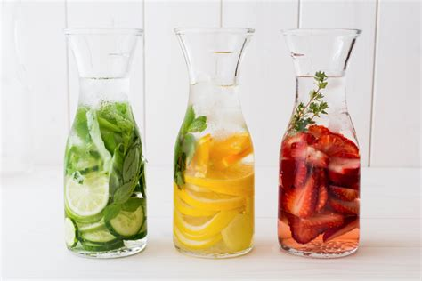Air Detox Infused Water by Infused Water How To Make It Tips Recipe Ideas