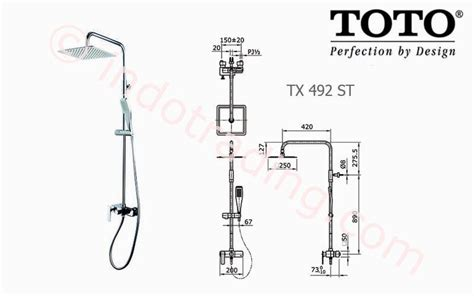 Kran Shower Toto jual kran shower toto harga murah distributor beli