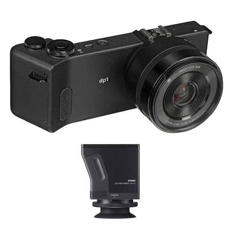 Sigma Dp1 sigma dp1 quattro digital and lvf 01 viewfinder kit ze900
