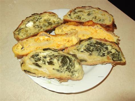 Pita 3 In 1 slana pita sa tri vrste fila ili pita 3 u 1 recepti