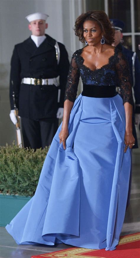 Political Fashion Obamas Dress by 107 Best Images About Evening Attire Of Obama On
