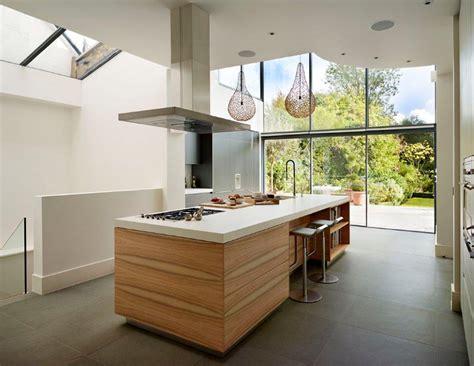 kitchen design architect kitchen architecture home glazed extension on