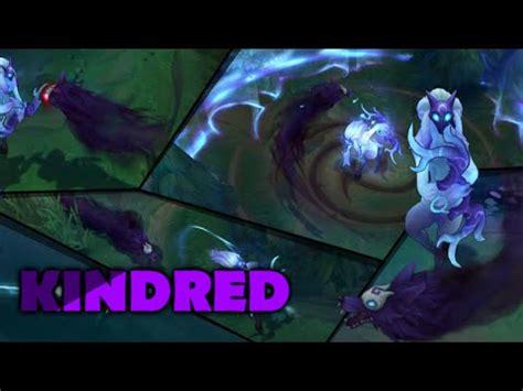 kindred abilities spotlight gameplay league  legends