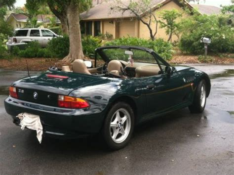 electric and cars manual 1997 bmw z3 transmission control sell used bmw z3 1997 roadster manual transmission convertible in fort lauderdale florida