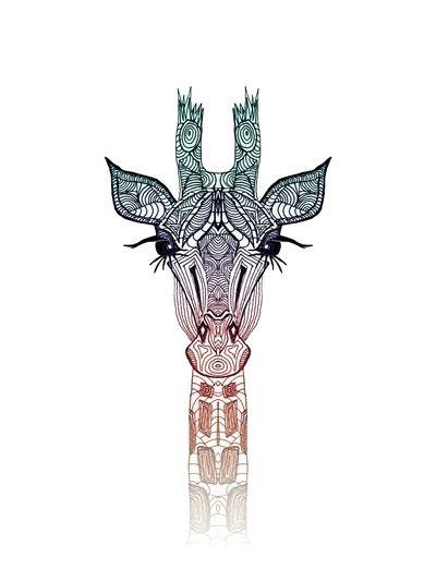 giraffe print tattoo giraffe print tattoos on