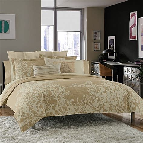kenneth cole reaction comforter set kenneth cole reaction home radiant duvet cover set bed