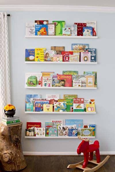 ikea picture ledge for books les 25 meilleures id 233 es de la cat 233 gorie rangement de livres d enfant sur pinterest 201 tag 232 res