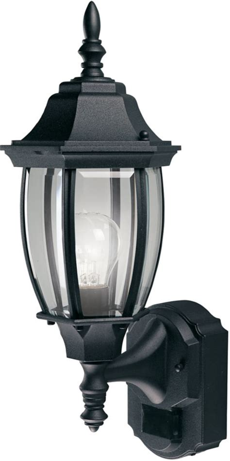alexandria 1 light wall lantern by heath zenith heath zenith 180 degree alexandria lantern with curved