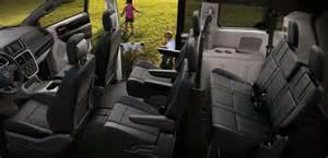 Dodge Grand Caravan Seats 2016 Dodge Grand Caravan Interior Features