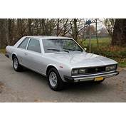 Fiat 130 Coupe  Only Cars And