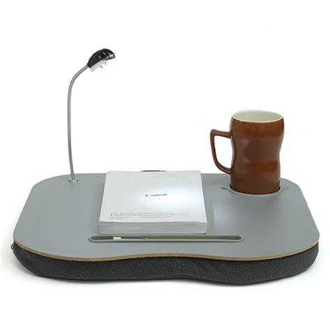 New Portable Laptop Desk Bed Laptop Cushion Knee Lap Laptop Knee Desk