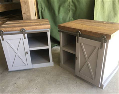 Barn Door Tables Barn Door Table Etsy