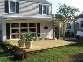 plain deck deck design ideas and pictures easy home decorating ideas