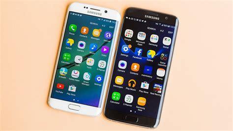 Samsung S7 Edge Vs S6 Edge samsung galaxy s6 edge vs galaxy s7 edge comparison androidpit
