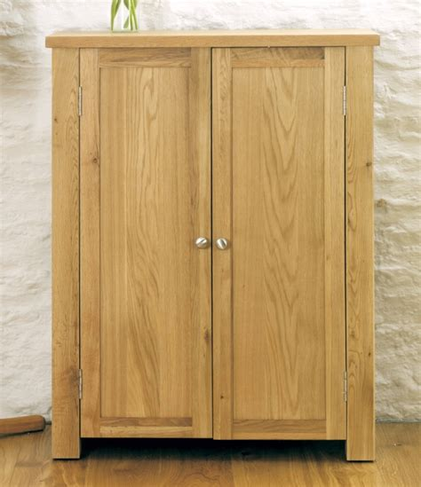 Oak Shoe Storage Cabinet Oak Furniture Shoe Storage Cabinet Cupboard Rack Ebay