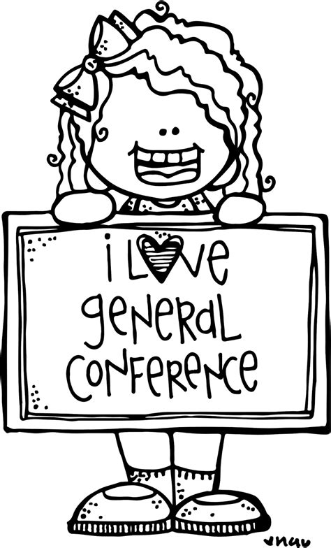 general conference coloring pages melonheadz lds illustrating just in time for general