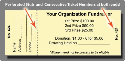 free raffle tickets templates franklinfire co