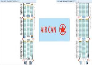 air canada boeing 777 seat map welcome to air quot sardine quot can ada with much fanfare air