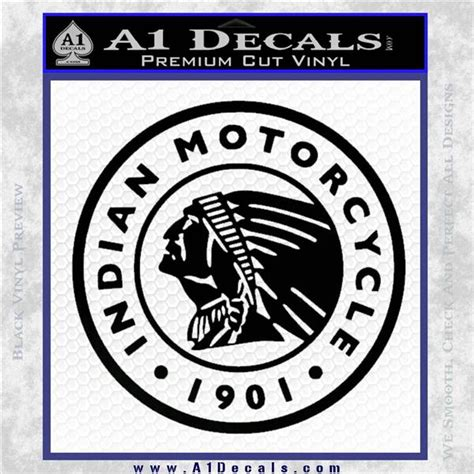 Sticker Indian Motorcycle indian motorcycles cri decal sticker 187 a1 decals