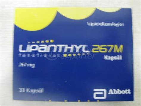 Lipanthyl 100mg diafarma ecza perfume turkey cosmetic turkey