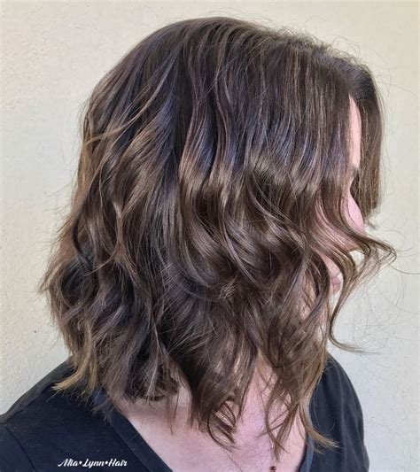 20 Best Ideas About Long Choppy Bobs On Pinterest | choppy lob hairstyle 10 balayage hairstyles for shoulder