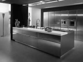Stainless Steel Kitchen Designs stainless steel kitchen design contemporary stainless steel kitchen
