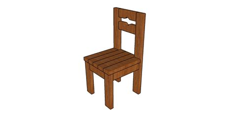 simple desk chair plans how to build a simple chair howtospecialist how to