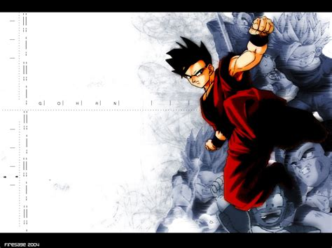 wallpaper dragon ball z gohan gohan dragon ball z wallpaper 25544348 fanpop