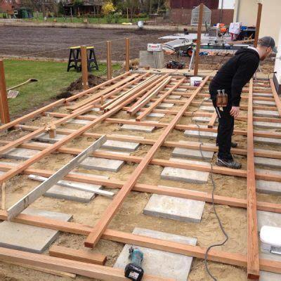 terrassenbau hamburg terrassenbau nach ihren w 252 nschen holzmanufaktur hamburg