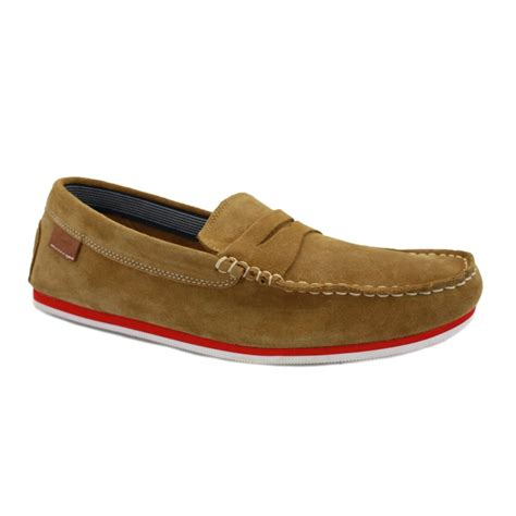 lacoste loafers sale lacoste chanler mens slip on suede loafers
