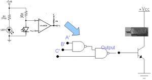 membuat robot line follower sederhana analog just ie randy ferdiansyah cara membuat robot line follower analog