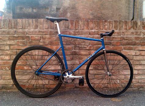 Handmade Steel Bikes - track handmade steel bike frames