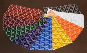 goyard bag colors the tangerine goyard