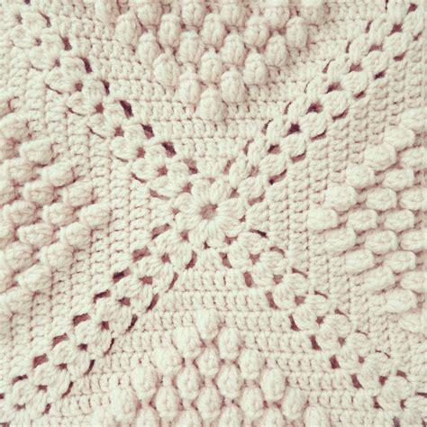pattern crochet blanket byhaafner crochet pattern popcorn blanket
