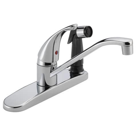 peerless kitchen faucets reviews p114lf single handle kitchen faucet