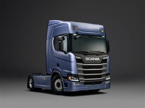 scania s next generation s and r trucks unveiled